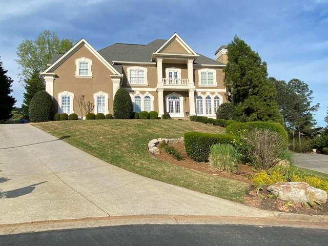 1167 Ascott Valley Drive, Johns Creek, GA 30097 (MLS #6724167) :: RE/MAX Prestige