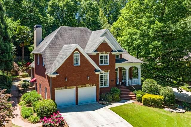 1205 Woods Circle NE, Atlanta, GA 30324 (MLS #6724231) :: RE/MAX Paramount Properties
