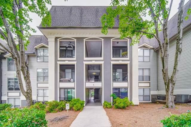 2657 Lenox Road NE L-166, Atlanta, GA 30324 (MLS #6724296) :: Tonda Booker Real Estate Sales