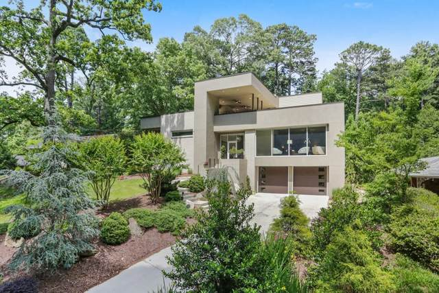 1242 Wild Creek Trail NE, Atlanta, GA 30324 (MLS #6724324) :: RE/MAX Paramount Properties