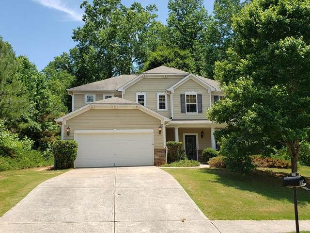 136 Magnolia Creek Drive, Canton, GA 30115 (MLS #6724345) :: Kennesaw Life Real Estate