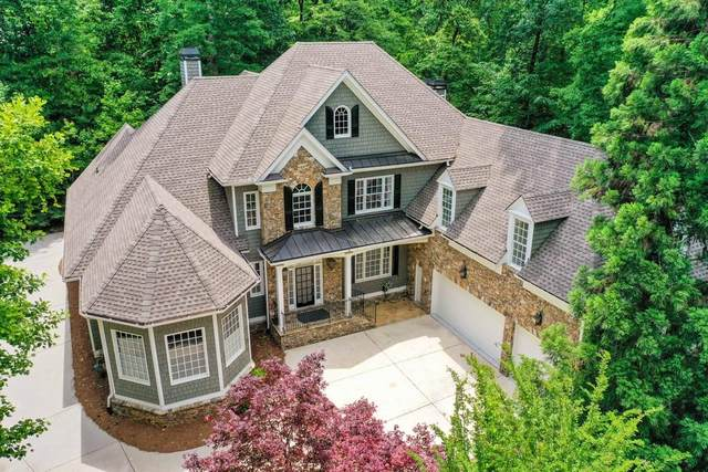 3805 Beechwood Drive NW, Atlanta, GA 30327 (MLS #6724356) :: The Realty Queen & Team