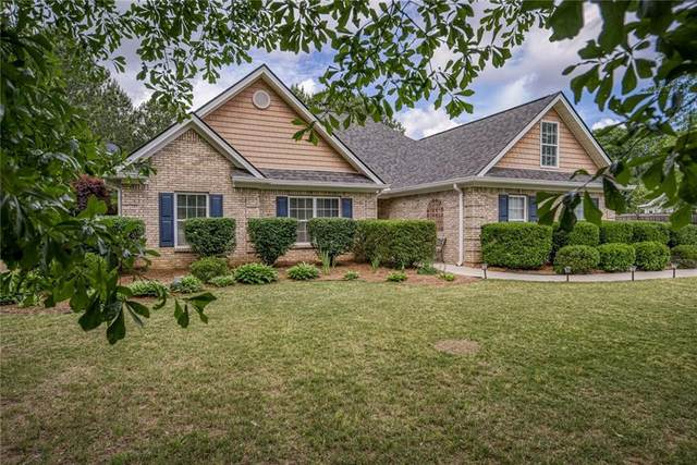 3105 Madison Drive, Monroe, GA 30655 (MLS #6724365) :: Path & Post Real Estate