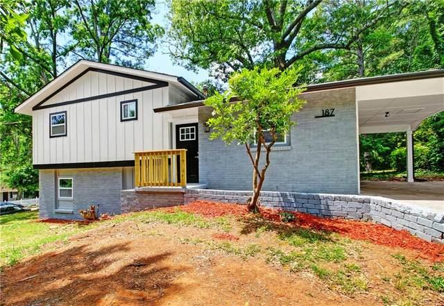 187 Ruzelle Drive SE, Atlanta, GA 30354 (MLS #6724368) :: The Heyl Group at Keller Williams