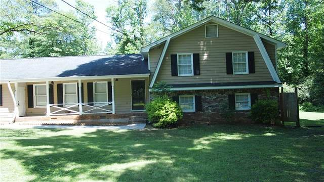 2660 Fieldstone Drive SE, Conyers, GA 30013 (MLS #6724404) :: The Zac Team @ RE/MAX Metro Atlanta