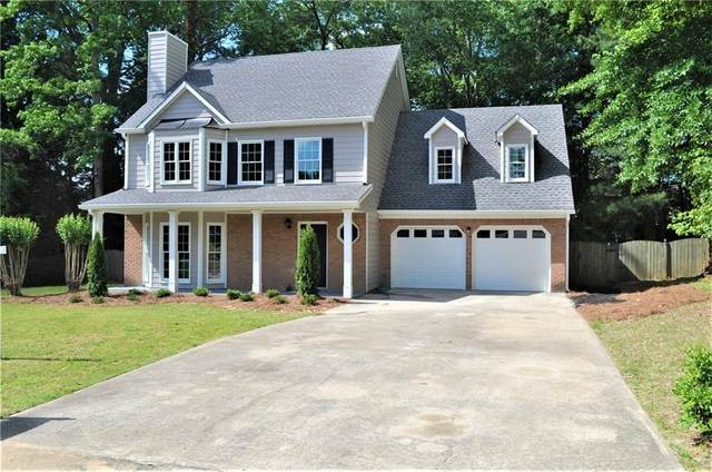 1226 Wynford Downs SW, Marietta, GA 30064 (MLS #6724408) :: HergGroup Atlanta
