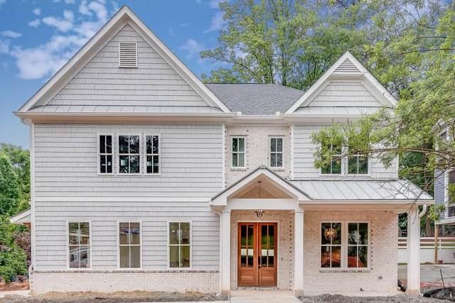 1857 Fairway Circle, Brookhaven, GA 30319 (MLS #6724436) :: RE/MAX Paramount Properties