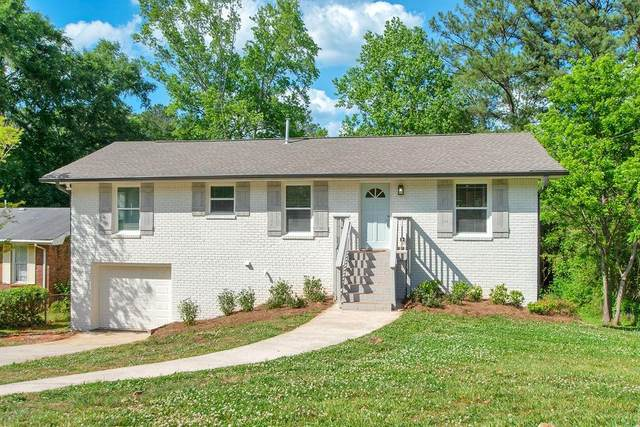2200 Rolling View Drive, Decatur, GA 30032 (MLS #6724451) :: The Zac Team @ RE/MAX Metro Atlanta
