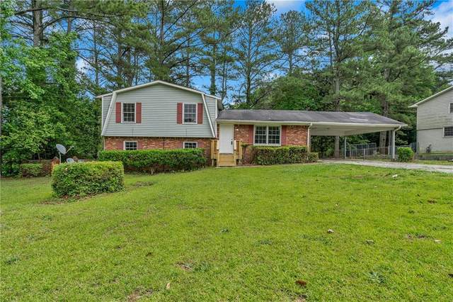 6278 Thornhedge Drive, Riverdale, GA 30296 (MLS #6724462) :: The North Georgia Group