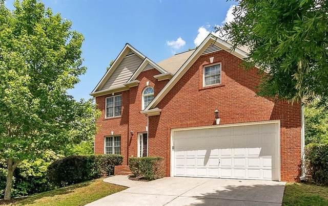 1878 Shiloh Valley Way NW, Kennesaw, GA 30144 (MLS #6724497) :: North Atlanta Home Team