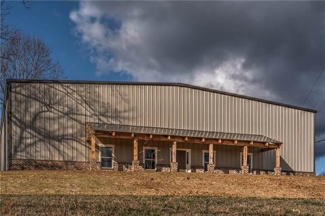 60 Liberty Lane, Jasper, GA 30143 (MLS #6724517) :: Dillard and Company Realty Group