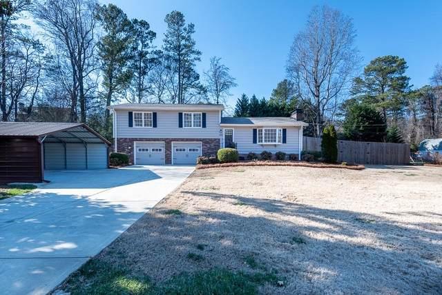3335 Ranch Road, Marietta, GA 30066 (MLS #6724532) :: North Atlanta Home Team