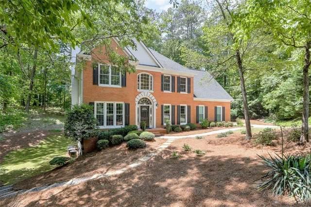 805 Freemanwood Lane, Milton, GA 30004 (MLS #6724538) :: RE/MAX Paramount Properties