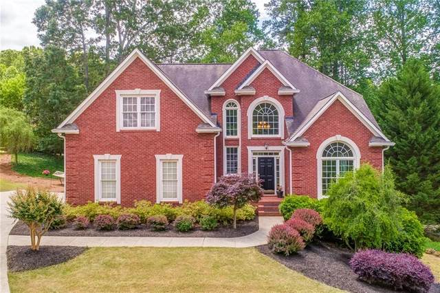 2422 Tall Timbers Trail, Marietta, GA 30066 (MLS #6724542) :: North Atlanta Home Team