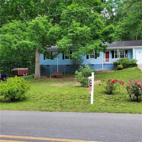 389 S Sequoyah Circle NE, Calhoun, GA 30701 (MLS #6724548) :: Kennesaw Life Real Estate