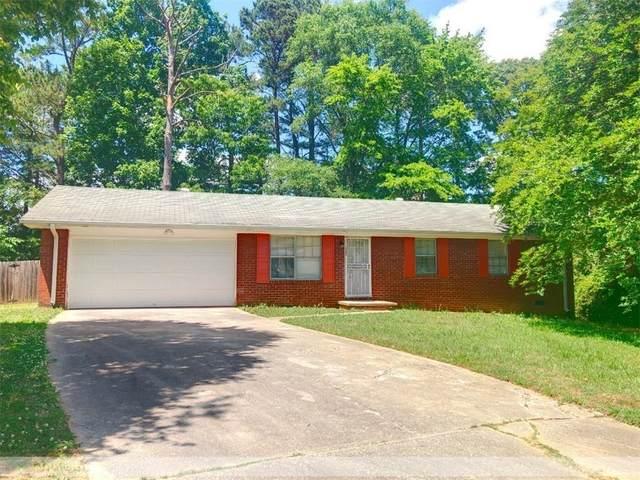 6005 Fairfield Drive, Morrow, GA 30260 (MLS #6724555) :: Charlie Ballard Real Estate
