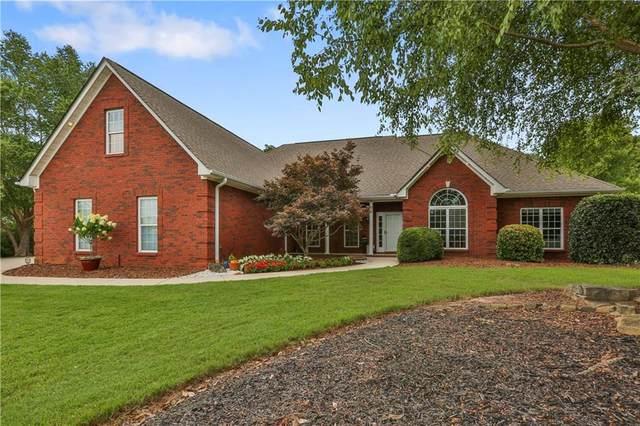 165 Lake Park Drive, Sharpsburg, GA 30277 (MLS #6724591) :: North Atlanta Home Team
