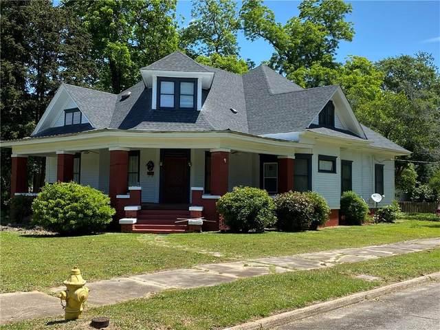 105 Everett Square, Fort Valley, GA 31030 (MLS #6724609) :: North Atlanta Home Team