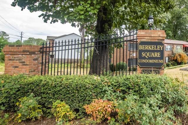 2411 Lawrenceville Highway #2, Decatur, GA 30033 (MLS #6724626) :: Tonda Booker Real Estate Sales