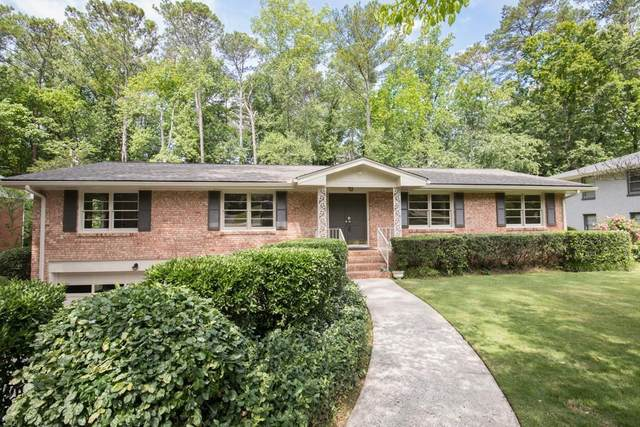 2300 Bry Mar Drive, Atlanta, GA 30345 (MLS #6724705) :: RE/MAX Paramount Properties