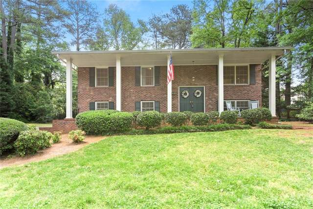 982 Viscount Court, Avondale Estates, GA 30002 (MLS #6724726) :: The Zac Team @ RE/MAX Metro Atlanta