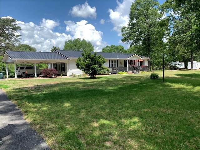 157 Langston Road SE, Calhoun, GA 30701 (MLS #6724767) :: Good Living Real Estate