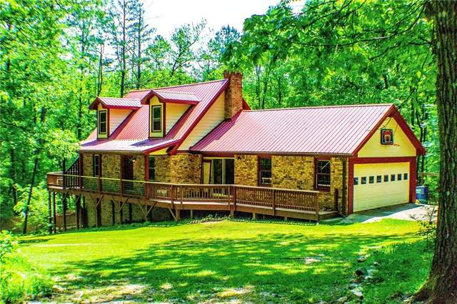 2335 Cabin Creek Road, Nicholson, GA 30565 (MLS #6724806) :: Good Living Real Estate