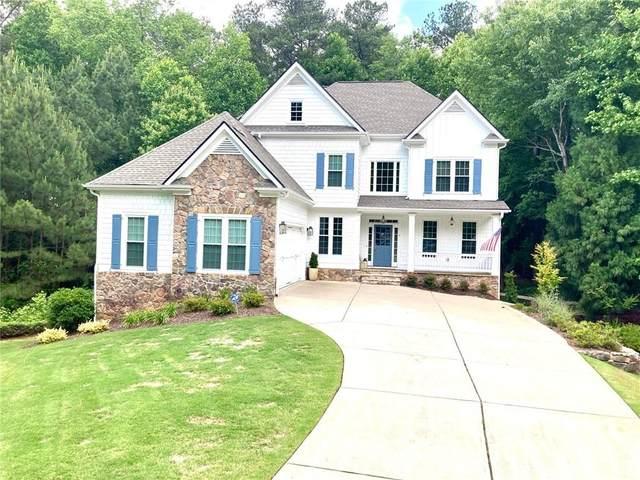 3225 Christiana Circle NW, Kennesaw, GA 30152 (MLS #6724830) :: RE/MAX Prestige