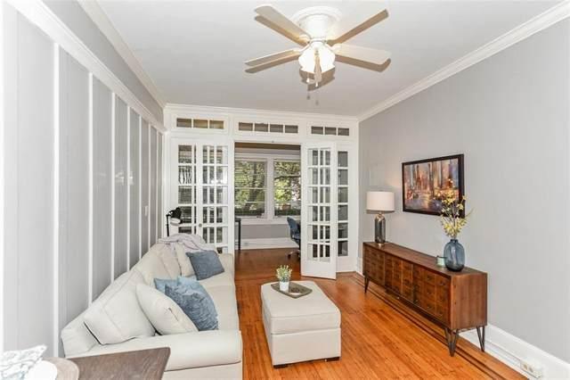 679 Durant Place NE A, Atlanta, GA 30308 (MLS #6724834) :: RE/MAX Paramount Properties
