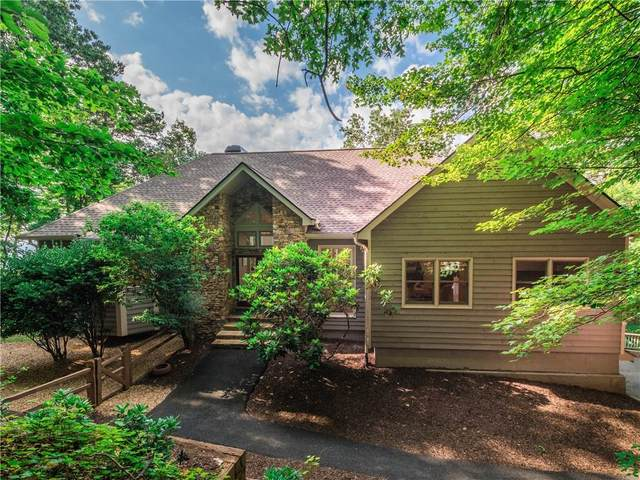 1394 Petit Ridge Drive, Big Canoe, GA 30143 (MLS #6724840) :: Path & Post Real Estate