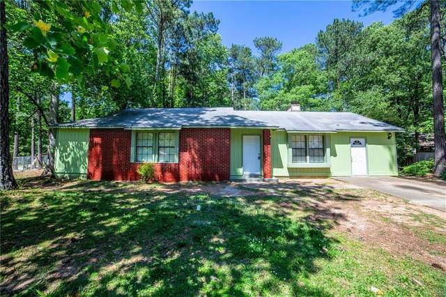 324 Peachtree Drive, Riverdale, GA 30274 (MLS #6724866) :: The Zac Team @ RE/MAX Metro Atlanta