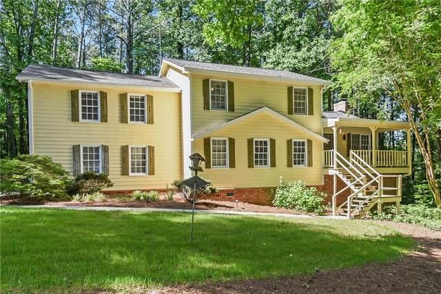 1811 High Ridge Drive SW, Conyers, GA 30094 (MLS #6724876) :: North Atlanta Home Team