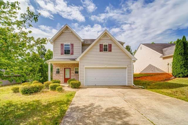 309 Trailside Drive, Dallas, GA 30157 (MLS #6724921) :: The Zac Team @ RE/MAX Metro Atlanta