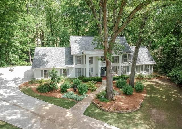 320 Saddle Hill Court, Roswell, GA 30075 (MLS #6724949) :: AlpharettaZen Expert Home Advisors
