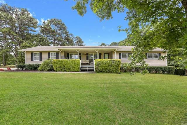 130 Seay Road, Fayetteville, GA 30215 (MLS #6724960) :: The North Georgia Group