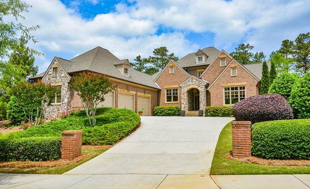 6062 Tattnall Overlook, Acworth, GA 30101 (MLS #6724964) :: Thomas Ramon Realty
