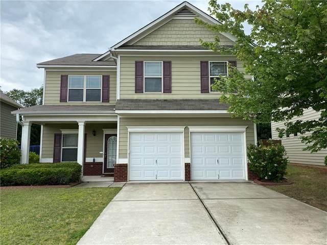 1619 Wilford Drive, Lawrenceville, GA 30043 (MLS #6724971) :: Charlie Ballard Real Estate