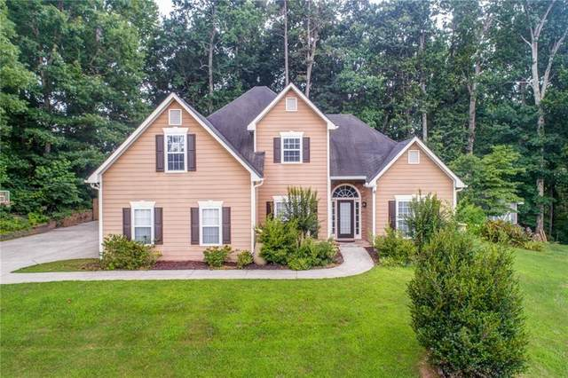 3818 Heartleaf Drive NW, Acworth, GA 30101 (MLS #6724986) :: RE/MAX Prestige