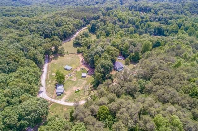 2017 W Price Creek Road, Talking Rock, GA 30175 (MLS #6724988) :: Path & Post Real Estate