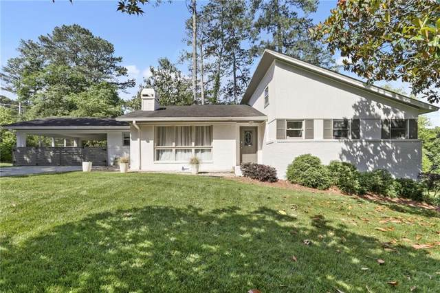 1624 Peachtree Battle Avenue NW, Atlanta, GA 30327 (MLS #6725006) :: The Zac Team @ RE/MAX Metro Atlanta