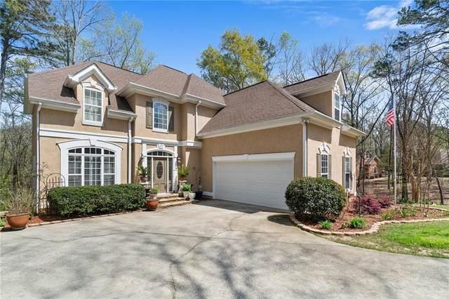 20 Bellview Ridge, Sharpsburg, GA 30277 (MLS #6725012) :: RE/MAX Prestige