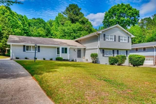 4220 Valley Lake Terrace, Atlanta, GA 30349 (MLS #6725013) :: Good Living Real Estate