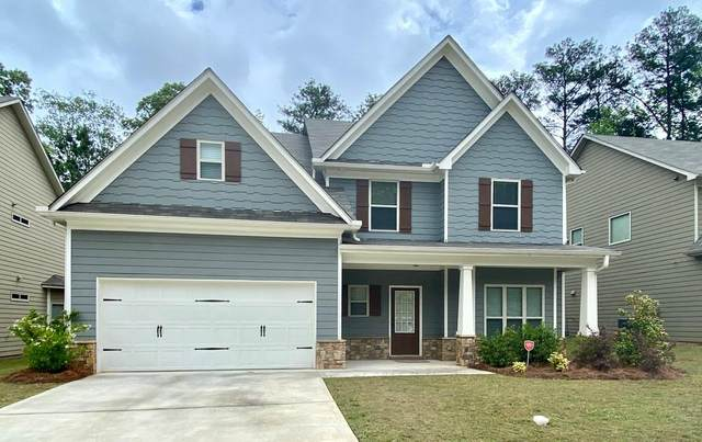 463 Cherry Creek Drive, Loganville, GA 30052 (MLS #6725021) :: Path & Post Real Estate