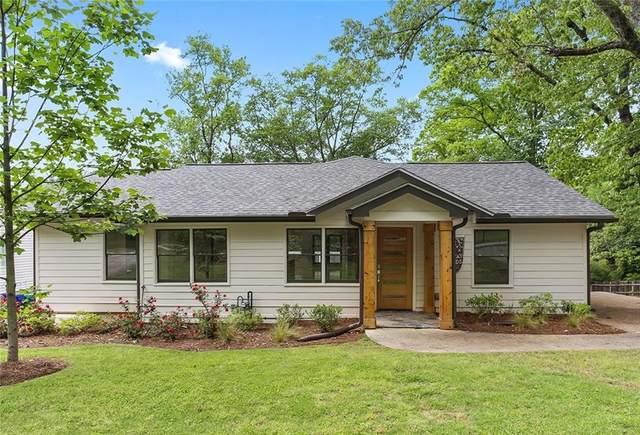 1327 Carter Road, Decatur, GA 30030 (MLS #6725030) :: Thomas Ramon Realty