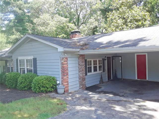 818 Piedmont Road, Gainesville, GA 30501 (MLS #6725034) :: North Atlanta Home Team