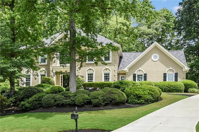 3691 Bays Ferry Way, Marietta, GA 30062 (MLS #6725044) :: RE/MAX Prestige