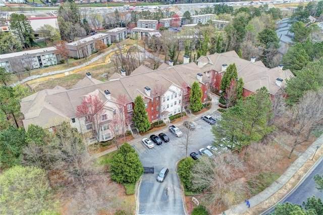 5641 Roswell Road #218, Atlanta, GA 30342 (MLS #6725091) :: RE/MAX Paramount Properties