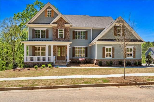 343 Peninsula Pointe, Holly Springs, GA 30115 (MLS #6725097) :: The Zac Team @ RE/MAX Metro Atlanta