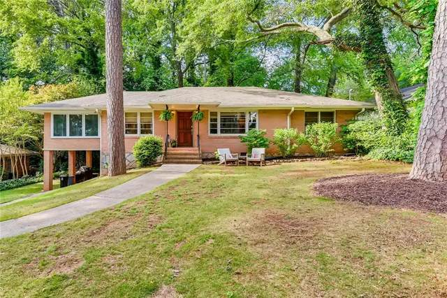 3250 Wynn Drive, Avondale Estates, GA 30002 (MLS #6725100) :: The Zac Team @ RE/MAX Metro Atlanta
