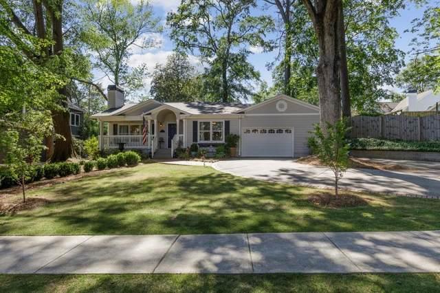 2370 Colonial Drive NE, Brookhaven, GA 30319 (MLS #6725119) :: RE/MAX Paramount Properties